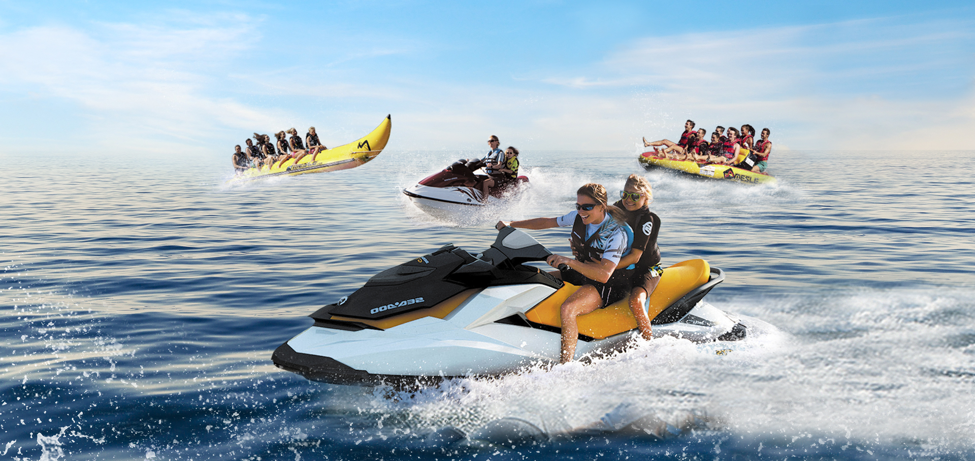 vos activités nautiques